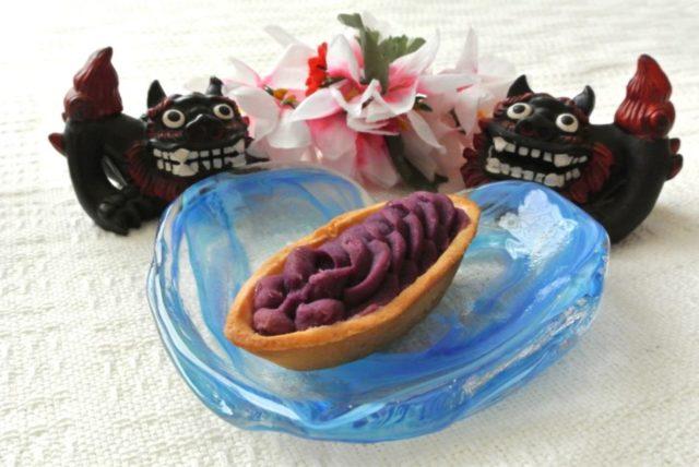 【沖縄土産】紅芋タルトといえばお菓子御殿とナンポー!それぞれの違いは?どっちが美味しい?
