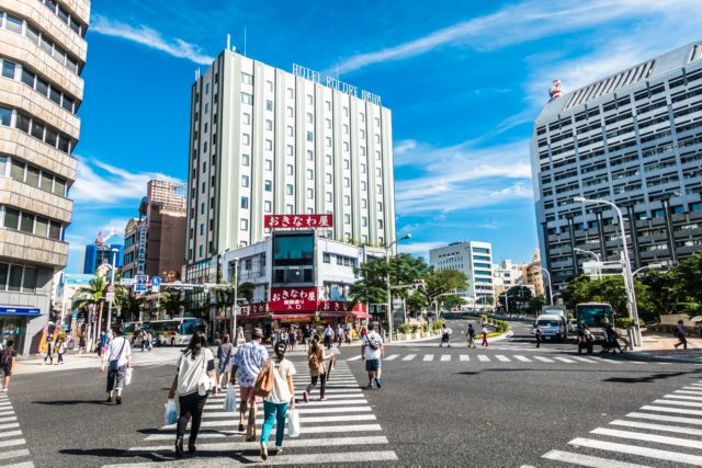 ロイズ石垣島 黒糖チョコレートは国際通りでも買うことができる?