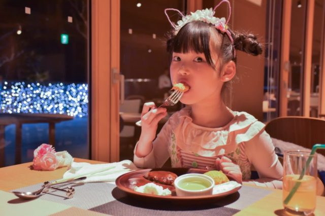 子供が喜ぶレストランで沖縄旅行の思い出作りを♪