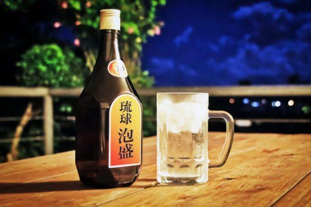 琉球コーラの新しい楽しみ方♪泡盛・コーク