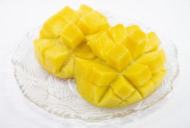 【キーツマンゴーの食べ頃(食べごろ)】甘い香りとツヤがサイン!